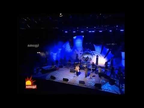 Lavanya & Hariharanji performing Vennilave Live in Chennai