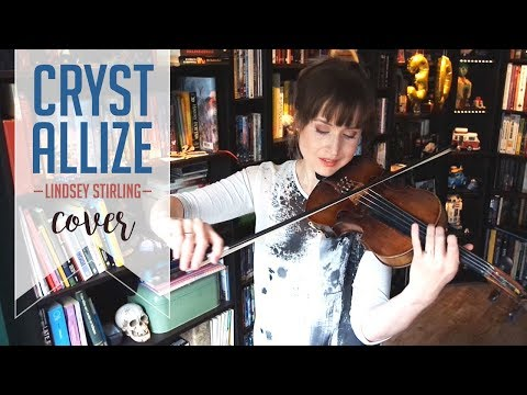 Crystallize - Lindsey Stirling cover (1 year 11 months violinist)