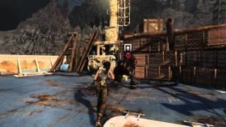 Tomb Raider - Endurance Ship Boss Battle
