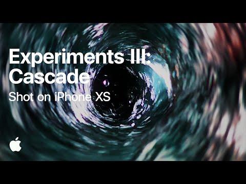 Experiments III: Cascade
