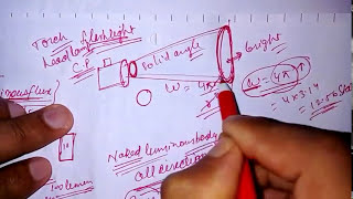 Illumination !! Important Points To Remember !!