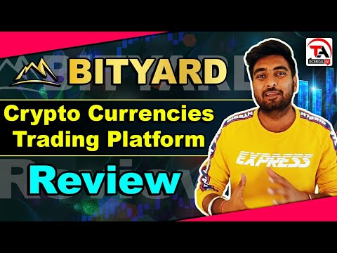 Crypto day trading platform