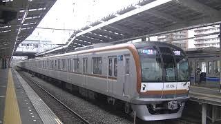 東京メトロ10104F F快急元町・中華街行54K 西武線小手指