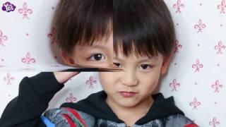 田亮葉一茜為小亮仔慶祝生日 兒子帥氣照片與爸爸神似