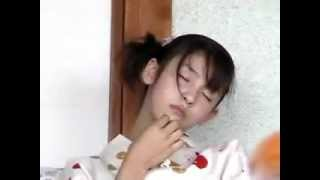 Berryz工房 菅谷梨沙子 うたた寝ハプニング 菅谷梨沙子 動画 16