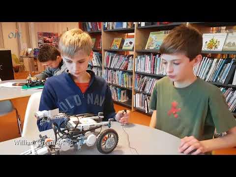 Computer Robots as After School Activity