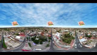 Centro de Villa Hidalgo Jalisco en 360°