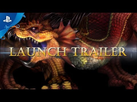 Dragon's Crown Pro - Launch Trailer | PS4