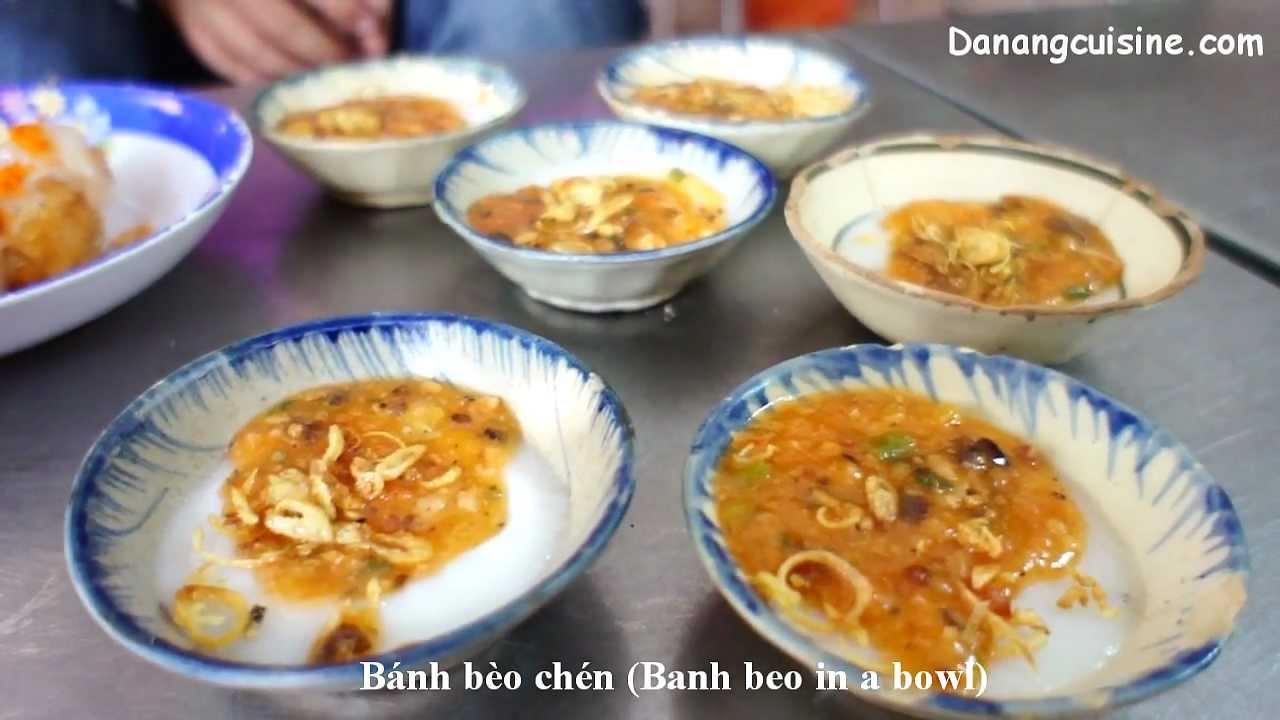 Bánh bèo, bánh nậm, bánh bột lọc – 100 Hoàng Văn Thụ, Đà Nẵng