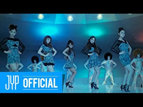 Wonder Girls '2 Different Tears (Kor. Ver)' M/V