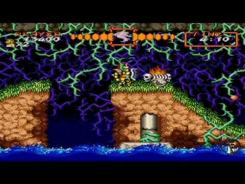 Super Ghouls'n Ghosts - Level 1 Music Remastered