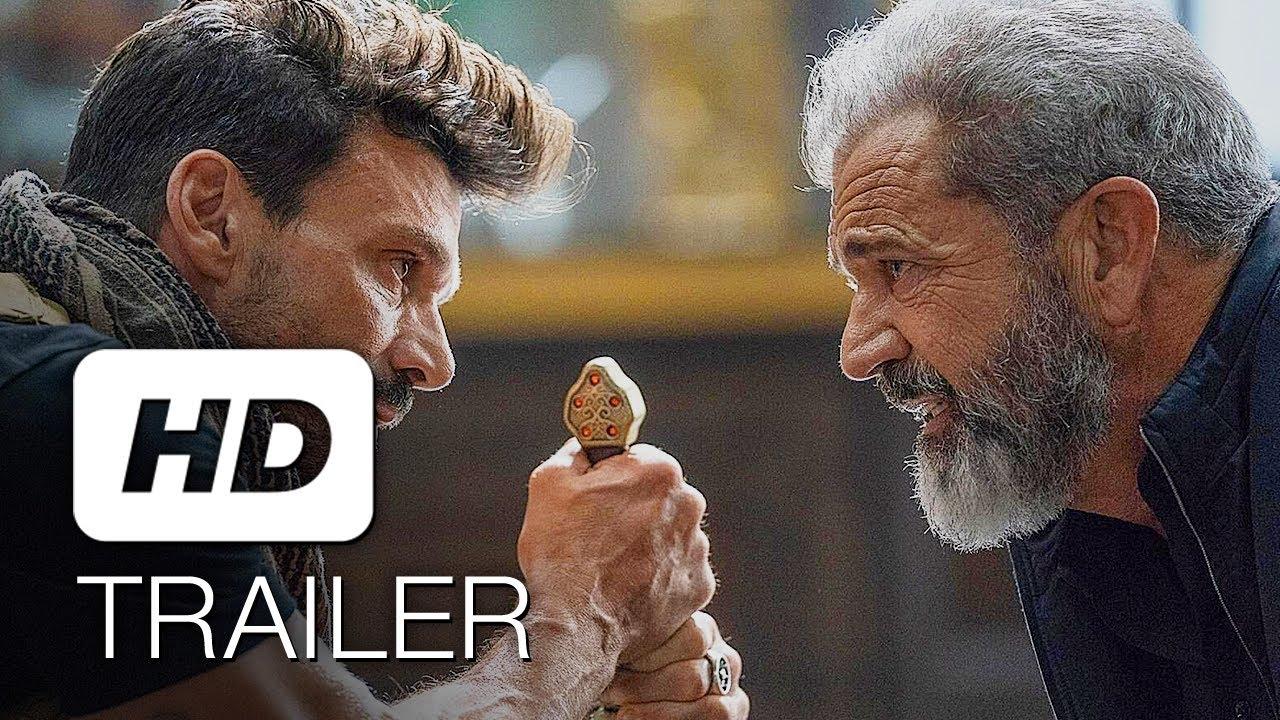 Download BOSS LEVEL Greenband Trailer (2021) | Frank Grillo, Mel Gibson, Naomi Watts | Action Movie