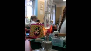 Мы на химии в 5 классе!)