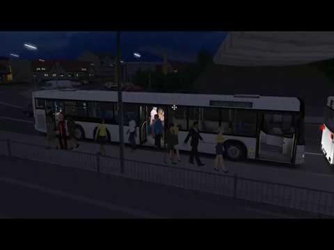 OMSI2 Ebstein Map- Add-On MAN Citybus Series |