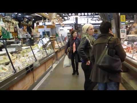 Covered market L'Olive (Paris)