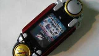 GoGo Sentai Boukenger Accellular 轟轟戦隊ボウケンジャー アクセルラー thumbnail