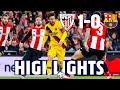 Real Betis 2-3 Barcelona | LaLiga 19/20 Extended Match Highlights