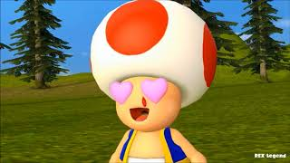 GMOD Splatoon Meets The Mushroom Kingdom 2 (reupload)