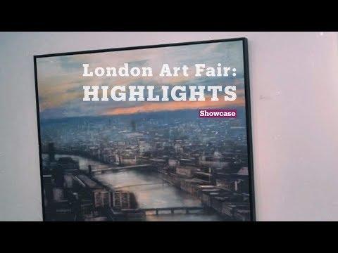 Highlights from London Art Fair 2018 | Contemporary Art | Showcase