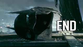 Batman Arkham Knight Walkthrough - Knightfall Protocol Ending (Let's Play Gameplay Commentary)