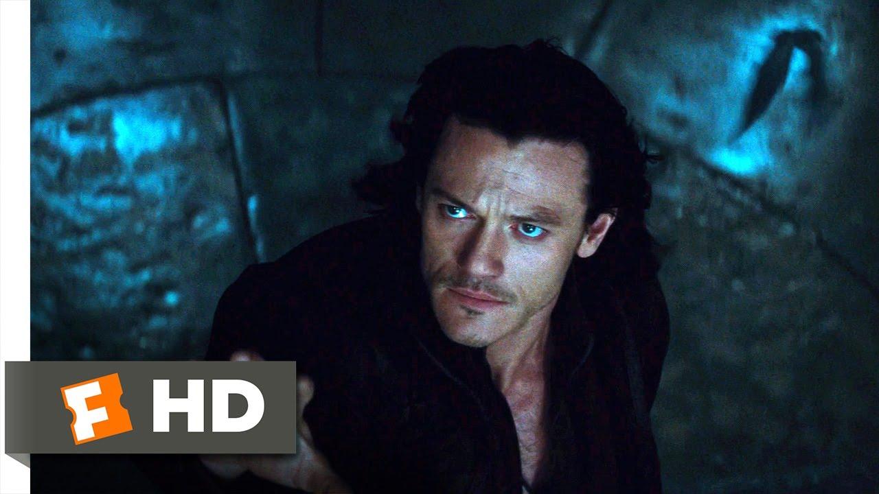 Download Dracula Untold (7/10) Movie CLIP - Bat Smash (2014) HD