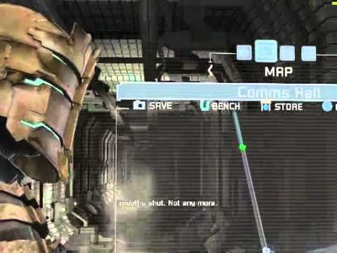 Dead Space - Ch. 08 Search And Rescue, Part 01 - Communications Breakdown
