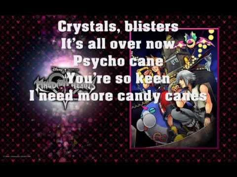 Kingdom Hearts 3D - Twister (Lyrics)