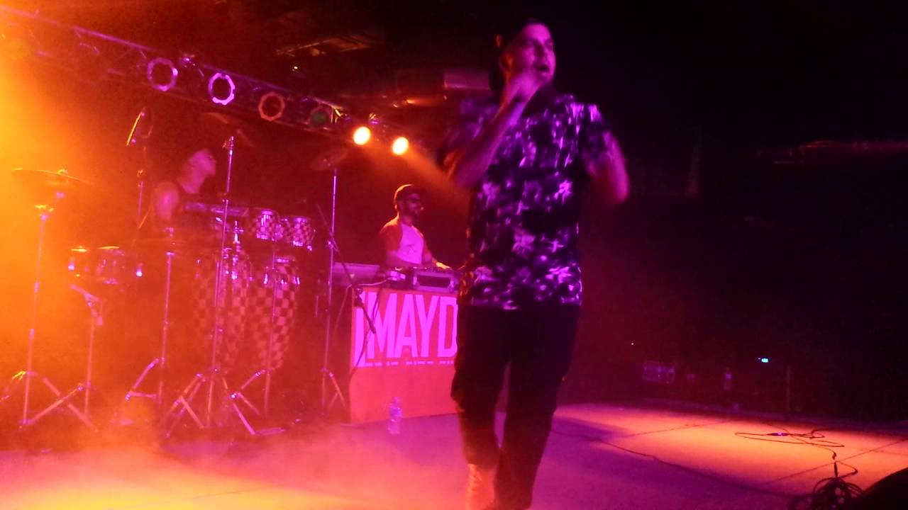 ¡MAYDAY! - On That Jack - Live