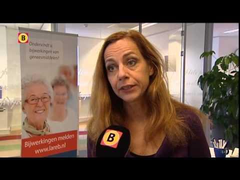 Agnes Kant van Nederlands Bijwerkingen Centrum Lareb reageert op de commotie over de Nuvaring