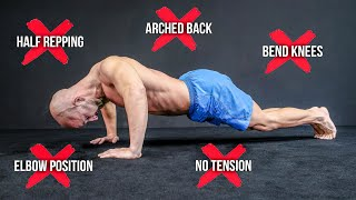 Everything Wrong With Push-Ups!