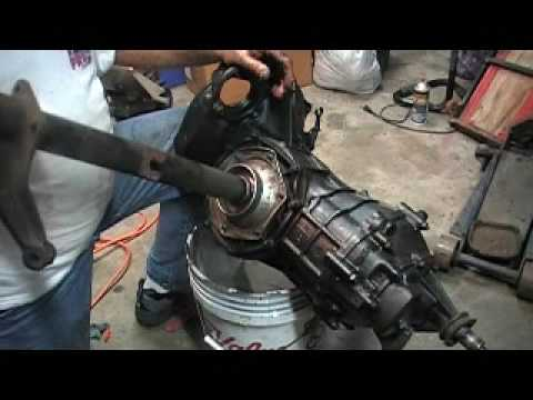 Vw Swing Axle Remove And Install 3