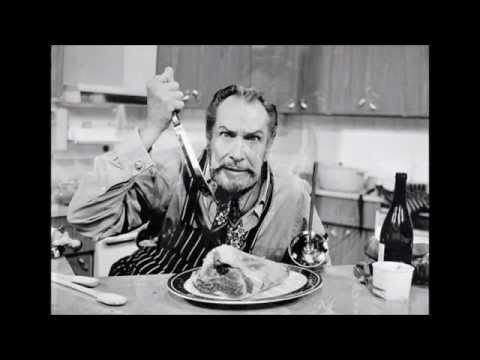 "Vincent Price - ""How To Cook A Small Boy"""