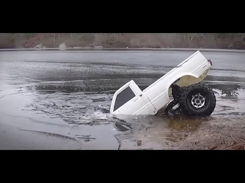 EPIC RC TRUCKS COMPILATION!! RC Mudding, Underwater, Under Ice!! (Best Of 2016)