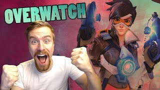 Friendship Time | OverSALT Placements? | Overwatch Gameplay - PC