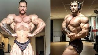 Chris Bumstead'in Steroid Kürü (Classic Physique  Mr. Olypmpia)