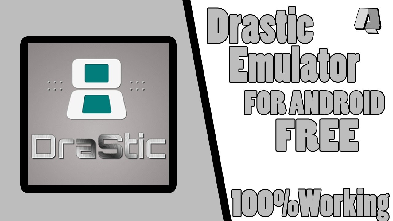 DraStic DS: How To Get Nintendo DS on Android Device FOR FREE (NO ROOT)  100% Working