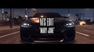 'Mary Jane' Need For Speed: Payback Edit [1080p HD] Video