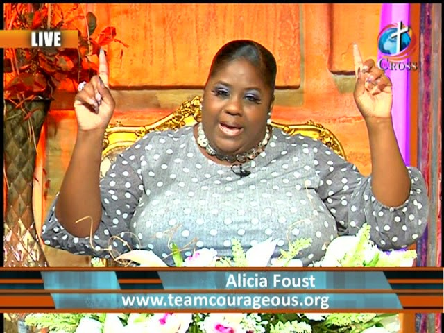 The Apostolic Oil Apostle Alicia Foust 09-26-2018