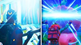 IT'S HERE.. LOOK INSIDE!! - *NEW* WIDE Open Portal UPDATE! | Fortnite: Battle Royale