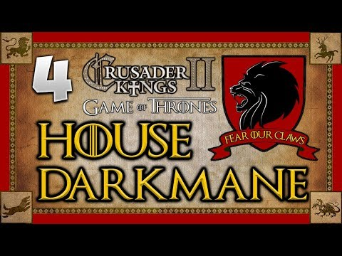 LAND OF PLAGUE! Game of Thrones - Seven Kingdoms Mod - Crusader Kings 2 Multiplayer #4