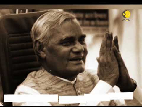 Salman Khurshid remembers Atal Bihari Vajpayee