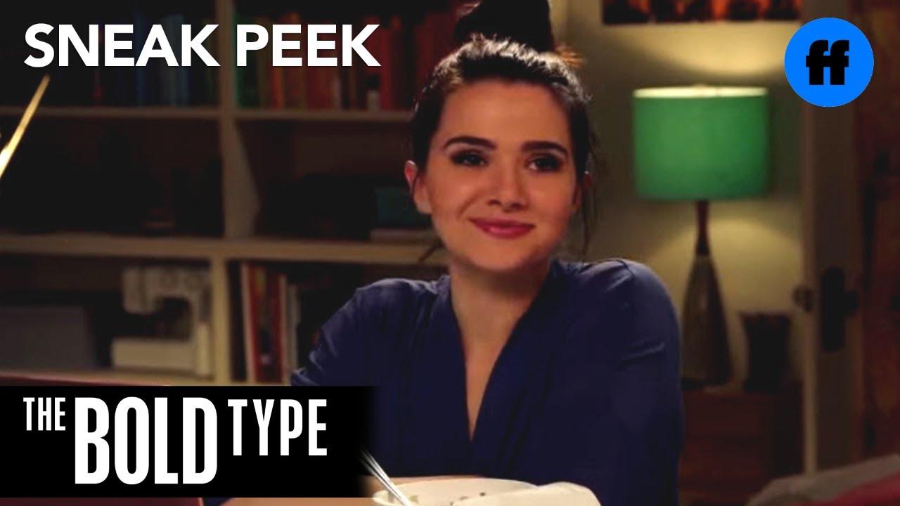 Download The Bold Type | Season 2, Episode 4 Sneak Peek: Jane and Dr. Ben | Freeform