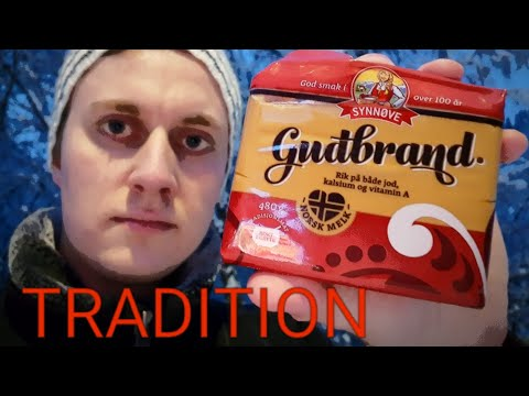 Norway Food Review | Brown cheese