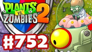 Arena with Zombot Tomorrow-Tron! - Plants vs. Zombies 2 - Gameplay Walkthrough Part 752