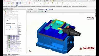 SolidCAM/Hedelius - Workshop Meppen