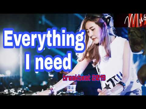 Mix-Everything I Need Breakbeat 2019 Full Bass