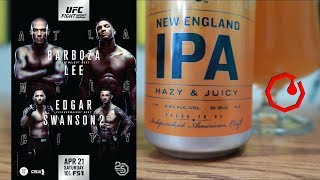 UFC Fight Night 128 Barboza Vs. Lee : Beer Pairing Preview