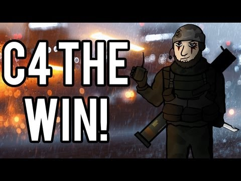 C4 The Win! (I Got Banned)