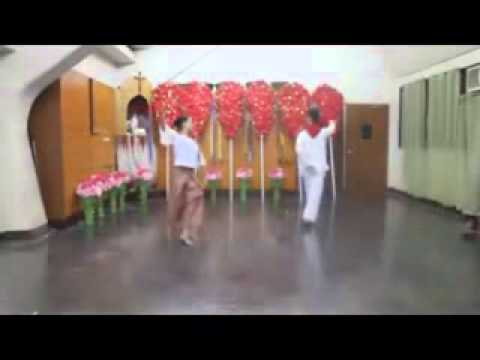 Philippine Folk Dance - Pandanggo Rinconada