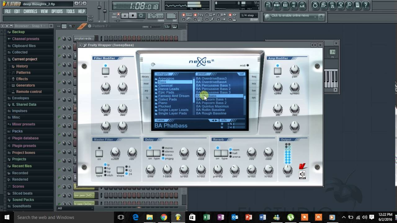 South african house music on fl studio youtube for Sa house music